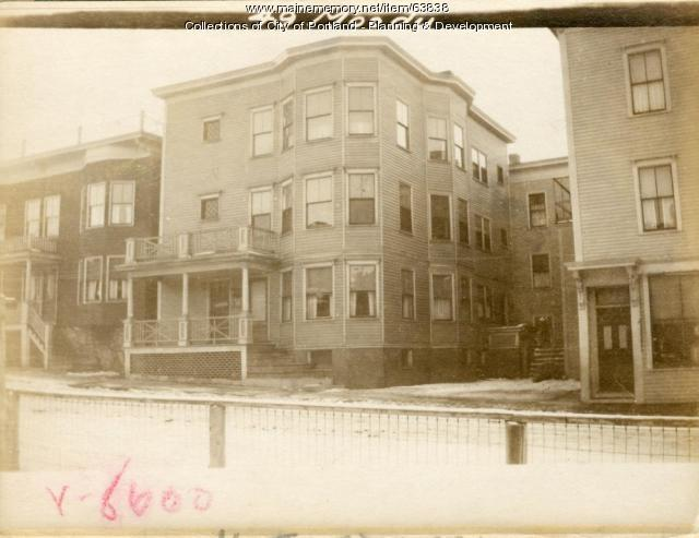 49 Moody Street, Portland, 1924