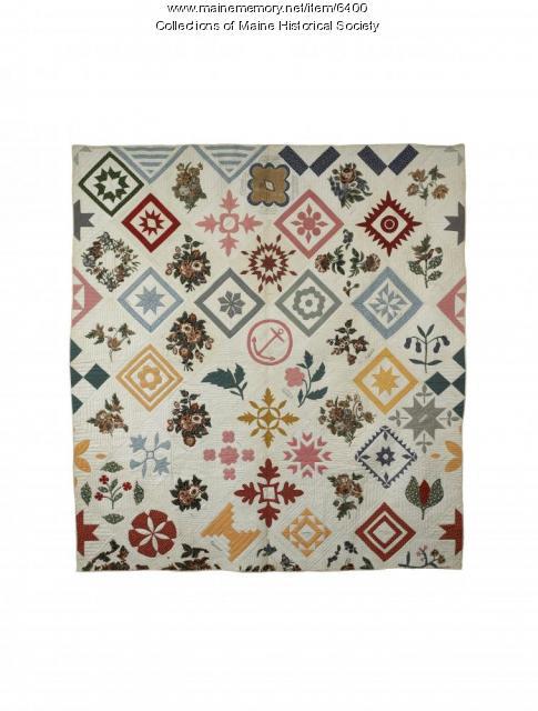 Blanchard/Porter wedding quilt