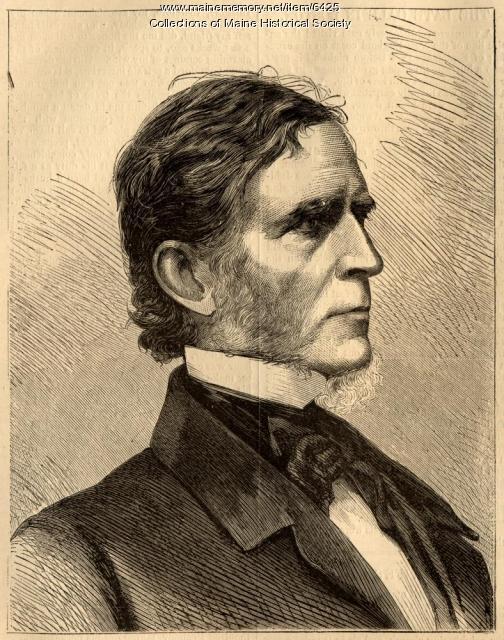 William Pitt Fessenden, 1869