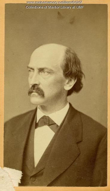 Principal C.C. Rounds, Farmington State Normal School, 1868