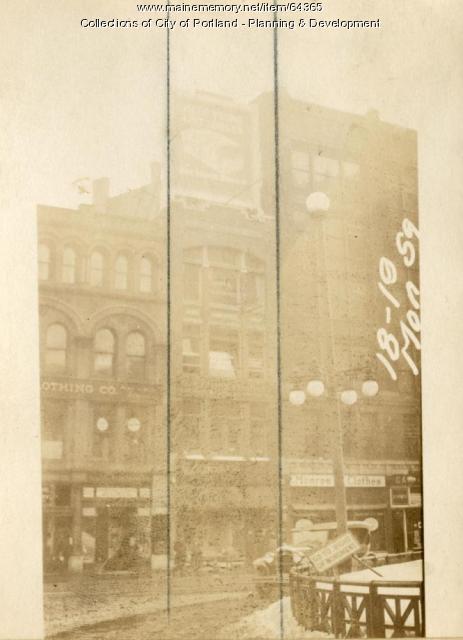 20 Monument Square, Portland, 1924
