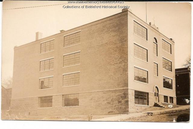 St. Andre's School, Biddeford, ca. 1930