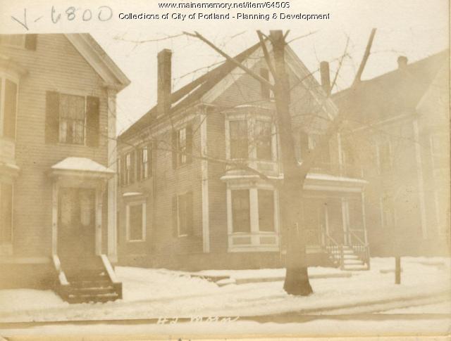 42-44 Morning Street, Portland, 1924