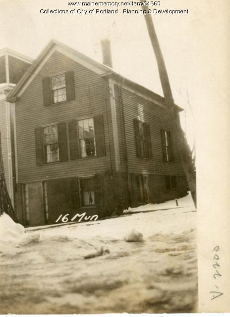 16 Munjoy Street, Portland, 1924