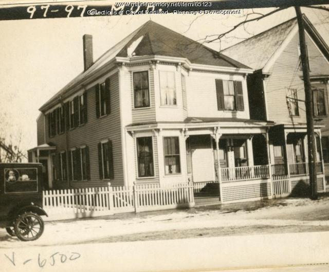 97 Munjoy Street, Portland, 1924
