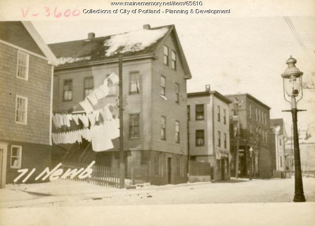 69-71 Newbury Street, Portland, 1924
