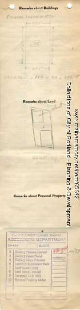 174-176 Newbury Street, Portland, 1924