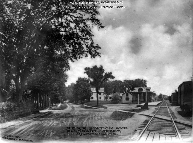 Pleasant Street, Richmond