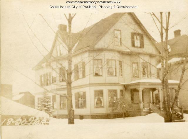 16-18 Norwood Street, Portland, 1924