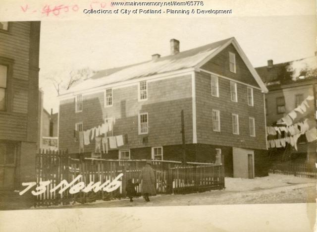 73-75 Newbury Street, Portland, 1924