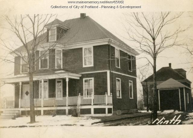 13-19 Ninth Street, Portland, 1924
