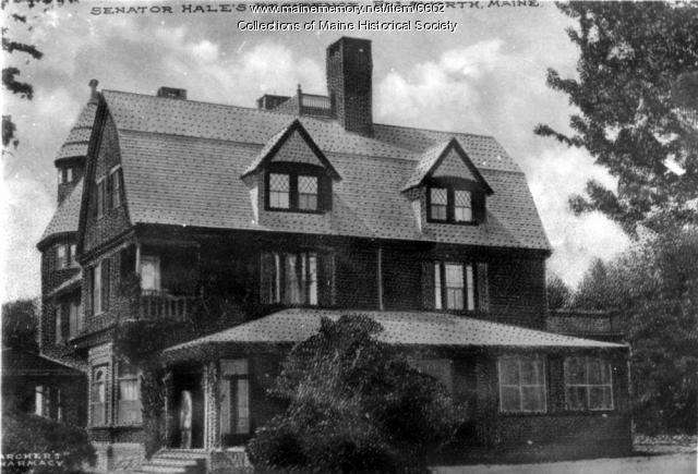 Senator Hale's residence