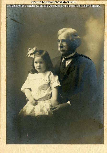 Charles and Glenda Garcelon, ca. 1913