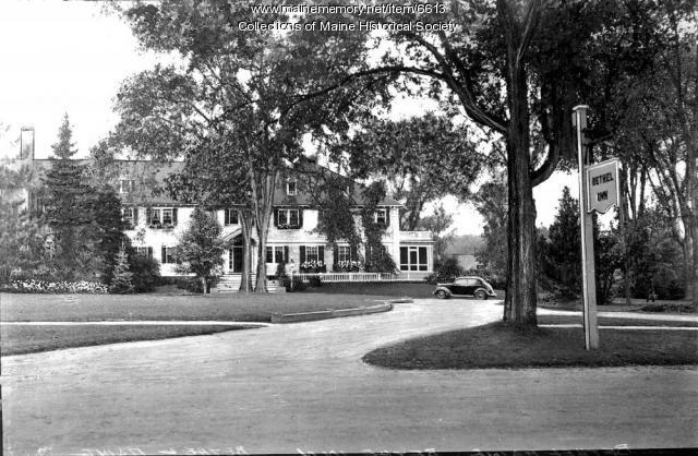 Bethel Inn at Bethel, ca. 1930