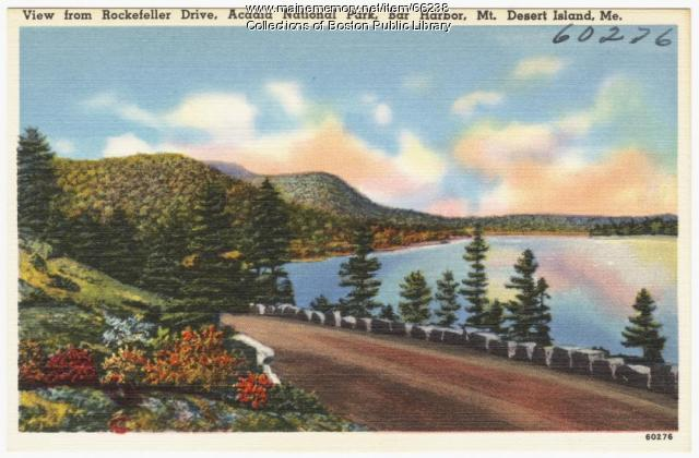 Acadia National Park, ca. 1935