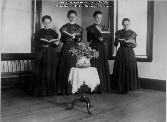 Sabbathday Lake Quartette