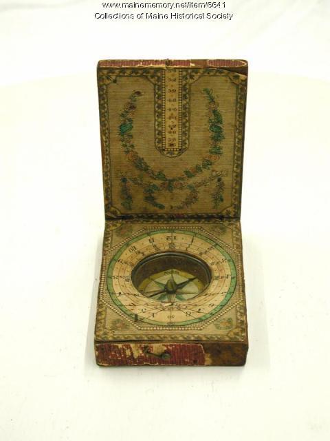 Compass, Westbrook, ca. 1800