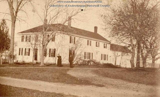 Sturgis Home, Danville, ca. 1900