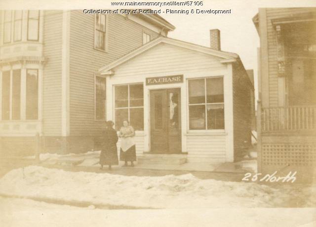 25 North Street, Portland, 1924