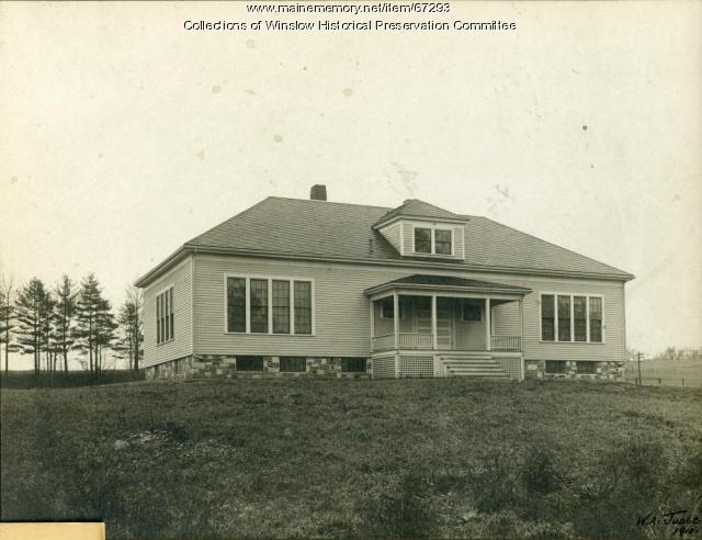 Second Fort School, Lithgow Street, Winslow, 1910