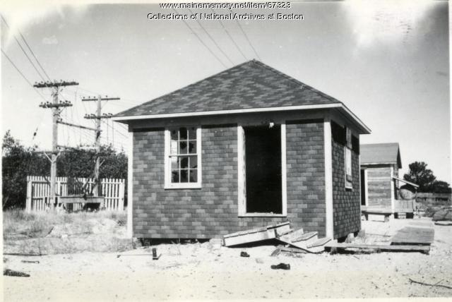 Instructors building, Little Chebeague Island, 1947
