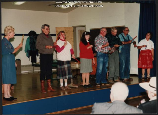 Surry Village School Reunion, 1993