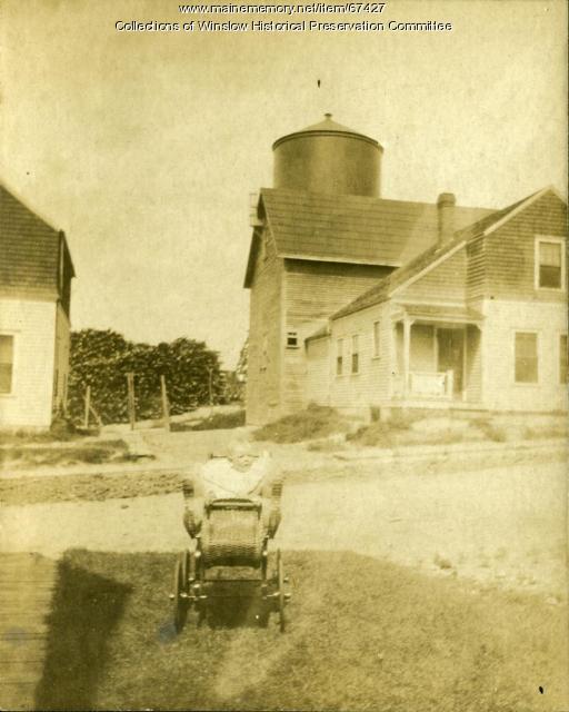 Hollingsworth & Whitney housing, Winslow, ca. 1920