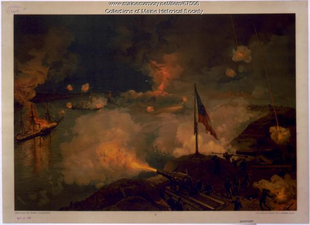 Battle of Port Hudson, Louisiana, 1863