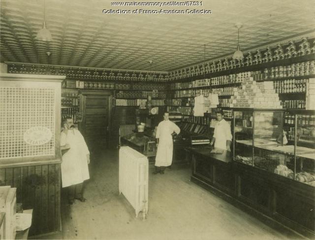 General Store, Auburn, ca. 1920