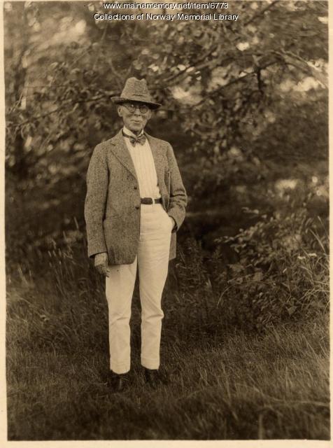 Charles Asbury Stephens, Norway, ca. 1920