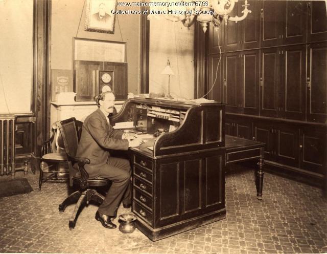 Leroy Sanborn, Portland, ca. 1893