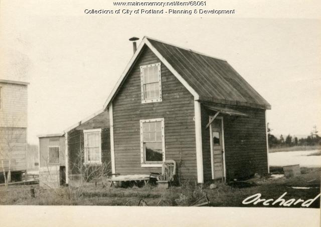 28-34 Orchard Avenue, Portland, 1924