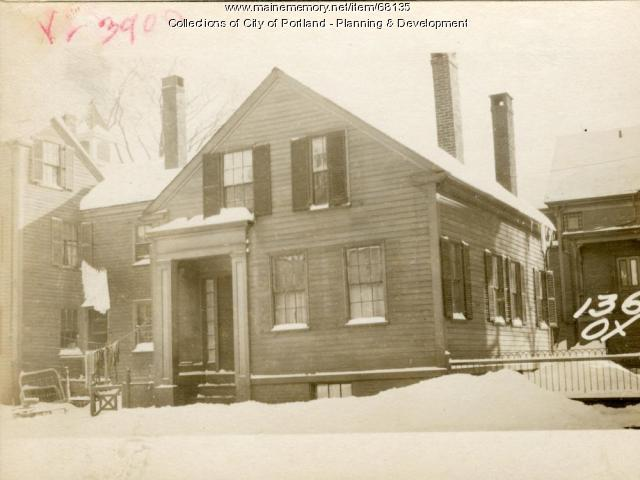 136-138 Oxford Street, Portland, 1924