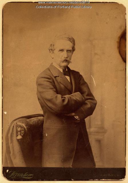 Hermann Kotzschmar, ca. 1890