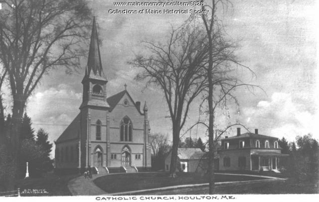 St. Mary's Roman Catholic Church, Houlton
