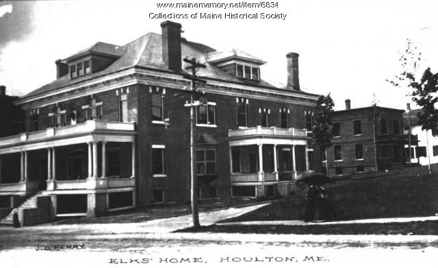 Elks' Home, Houlton
