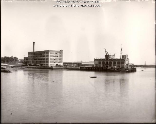 Burnham & Morrill Co., Portland, ca. 1900
