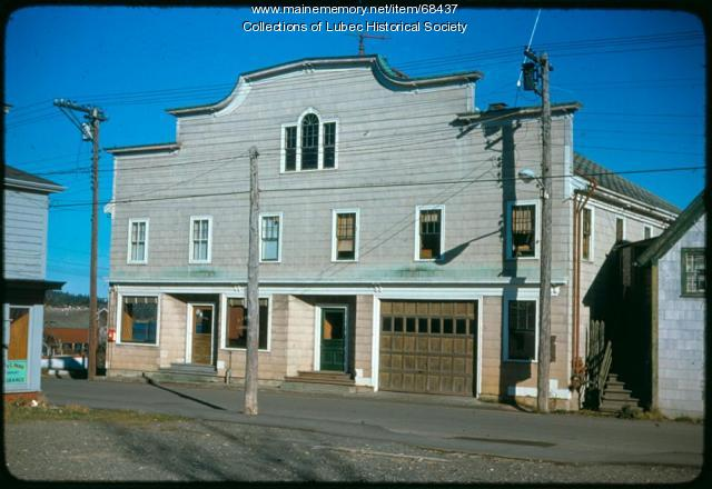 Peacock Canning Company, Lubec, 1975