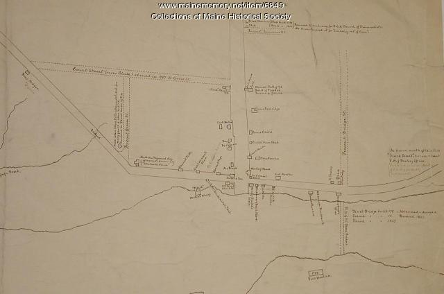 Hallowell in 1794