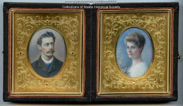 James N.W. and Chansonetta Stanley Emmons, ca. 1887