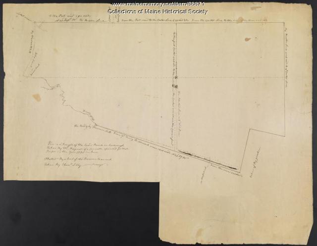 Second parish of Scarborough, 1798
