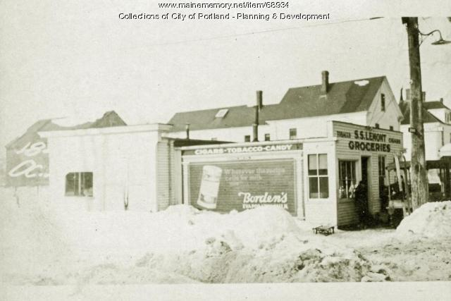 188 Ocean Avenue, Portland, 1924