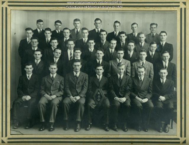 Kappa Delta Phi, Farmington State Normal School, 1941