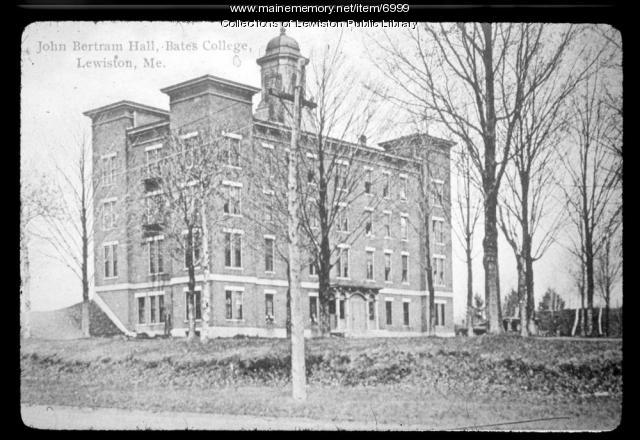John Bertram Hall at Bates College