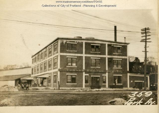 345-359 Park Avenue, Portland, 1924