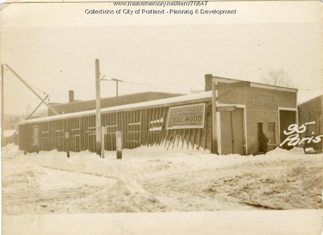 95 Parris Street, Portland, 1924