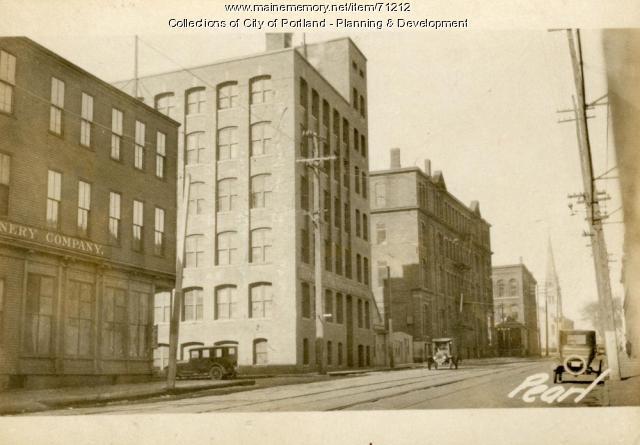 36-38 Pearl Street, Portland, 1924