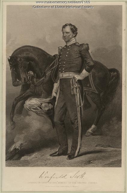 General Winfield Scott, ca. 1840