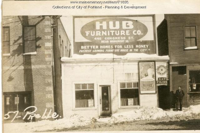 57 Preble Street, Portland, 1924