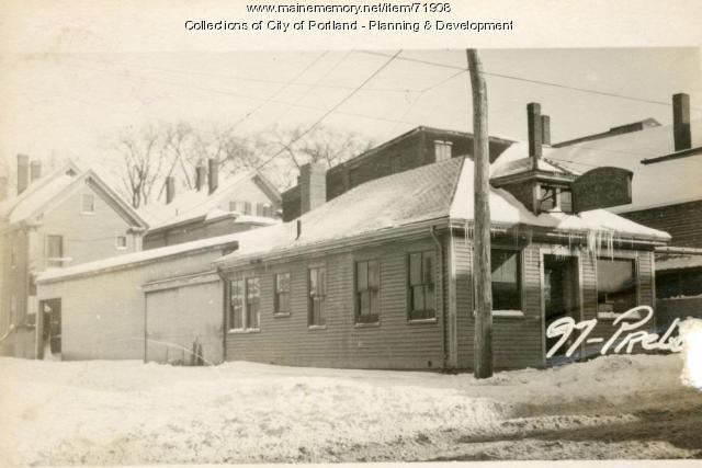 97 Preble Street, Portland, 1924